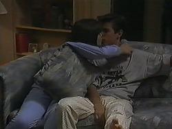 Cody Willis, Todd Landers in Neighbours Episode 1221