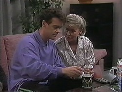 Paul Robinson, Helen Daniels in Neighbours Episode 1222