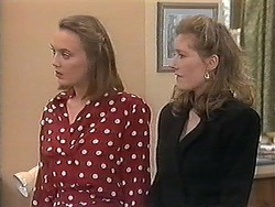 Sarah Brookes, Diane Beaumont in Neighbours Episode 1222