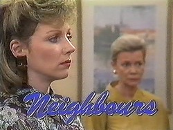 Beverly Marshall, Helen Daniels in Neighbours Episode 1222