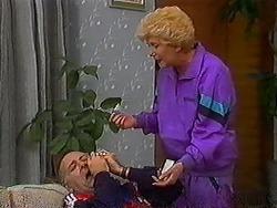 Harold Bishop, Madge Bishop in Neighbours Episode 1223