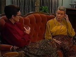 Dorothy Burke, Helen Daniels in Neighbours Episode 1223