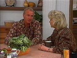 Jim Robinson, Helen Daniels in Neighbours Episode 1223