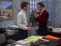 Paul Robinson, Matt Robinson in Neighbours Episode 1223