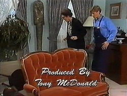 Dorothy Burke, Ryan McLachlan in Neighbours Episode 1225
