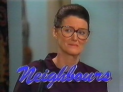 Dorothy Burke in Neighbours Episode 1225