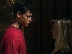 Josh Anderson, Melissa Jarrett in Neighbours Episode 1226
