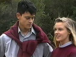 Josh Anderson, Melissa Jarrett in Neighbours Episode 1227