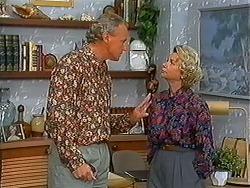 Jim Robinson, Helen Daniels in Neighbours Episode 1228