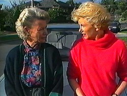 Helen Daniels, Madge Bishop in Neighbours Episode 1228