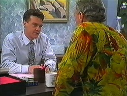Paul Robinson, Jim Robinson in Neighbours Episode 1229