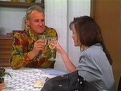 Jim Robinson, Caroline Alessi in Neighbours Episode 1229