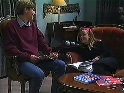 Ryan McLachlan, Gemma Ramsay in Neighbours Episode 1229