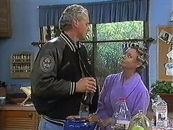 Jim Robinson, Helen Daniels in Neighbours Episode 1230