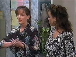 Caroline Alessi, Christina Alessi in Neighbours Episode 1230