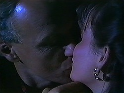 Jim Robinson, Caroline Alessi in Neighbours Episode 1231