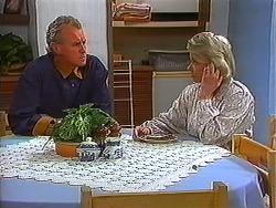 Jim Robinson, Helen Daniels in Neighbours Episode 1231