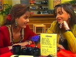 Christina Alessi, Caroline Alessi in Neighbours Episode 1231