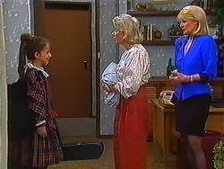Tracey Dawson, Helen Daniels, Rosemary Daniels in Neighbours Episode 1231