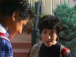 Joe Mangel, Kerry Bishop in Neighbours Episode 1231