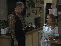 Harold Bishop, Gemma Ramsay in Neighbours Episode 1233