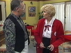 Harold Bishop, Madge Bishop in Neighbours Episode 1233