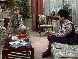 Beverly Marshall, Kerry Bishop in Neighbours Episode 1234