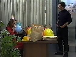 Melanie Pearson, Matt Robinson in Neighbours Episode 1234