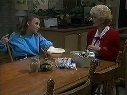 Gemma Ramsay, Madge Bishop in Neighbours Episode 1234