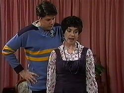 Joe Mangel, Kerry Bishop in Neighbours Episode 1234
