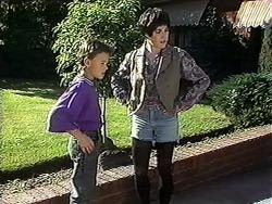 Toby Mangel, Kerry Bishop in Neighbours Episode 1235
