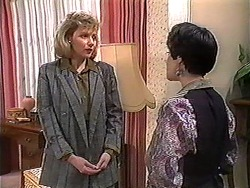Beverly Marshall, Kerry Bishop in Neighbours Episode 1235
