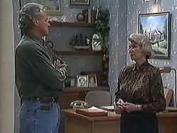 Jim Robinson, Helen Daniels in Neighbours Episode 1235