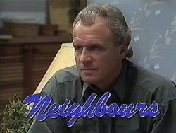Jim Robinson in Neighbours Episode 1235