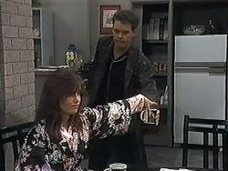 Caroline Alessi, Paul Robinson in Neighbours Episode 1236