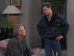 Jim Robinson, Paul Robinson in Neighbours Episode 1236