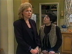Beverly Marshall, Kerry Bishop in Neighbours Episode 1236