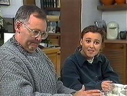 Harold Bishop, Gemma Ramsay in Neighbours Episode 1236