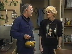 Harold Bishop, Madge Bishop in Neighbours Episode 1237