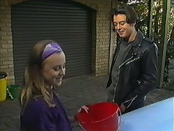 Gemma Ramsay, Matt Robinson in Neighbours Episode 1237