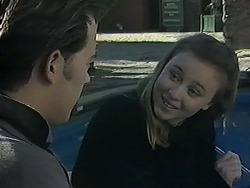 Matt Robinson, Gemma Ramsay in Neighbours Episode 1237