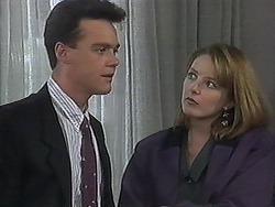 Paul Robinson, Melanie Pearson in Neighbours Episode 1238