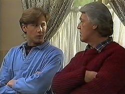 Ryan McLachlan, Clarrie McLachlan in Neighbours Episode 1238