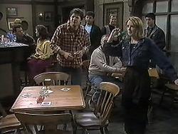 Joe Mangel, Melanie Pearson in Neighbours Episode 1238