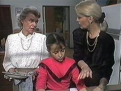 Helen Daniels, Tracey Dawson, Rosemary Daniels in Neighbours Episode 1239