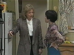 Beverly Robinson, Kerry Bishop in Neighbours Episode 1239