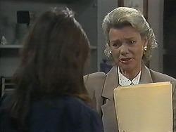 Caroline Alessi, Helen Daniels in Neighbours Episode 1239