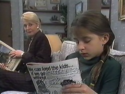 Rosemary Daniels, Tracey Dawson in Neighbours Episode 1240