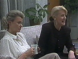 Helen Daniels, Rosemary Daniels in Neighbours Episode 1240