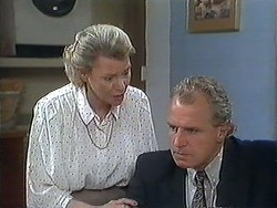Helen Daniels, Jim Robinson in Neighbours Episode 1241